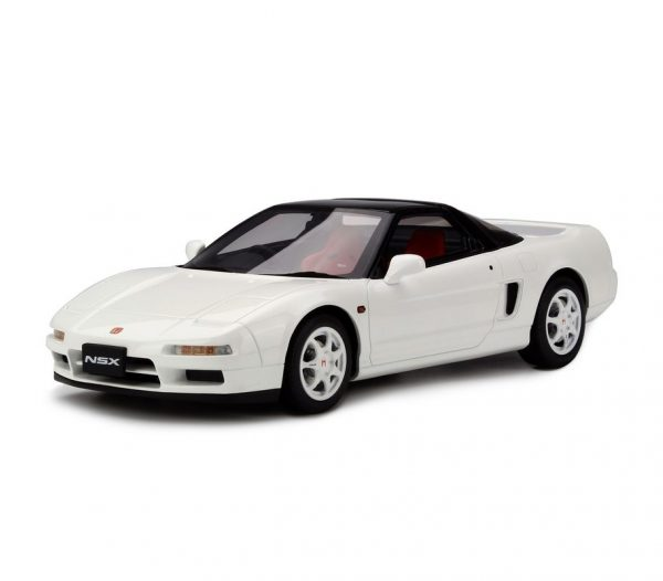 Honda NSX Type-R 1990 Wit 1-18 Ottomobile Limited 2000 Pieces