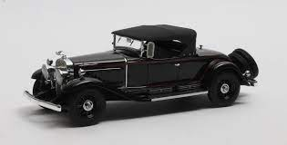 Invicta 4.5 S-type 2nd Place Monte Carlo 1932 Zwart 1-43 Matrix Scale Models Limited