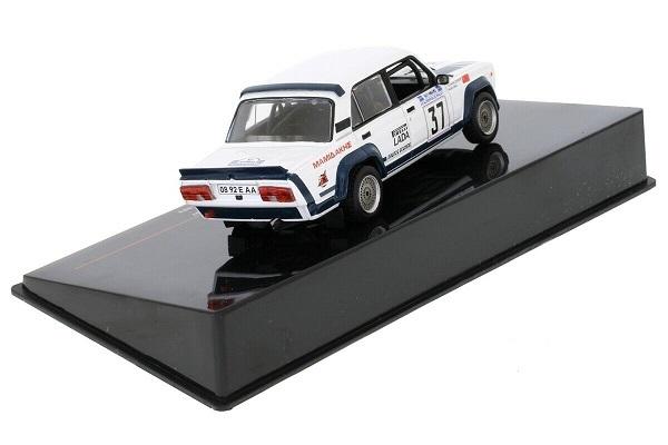 Lada 2105 VFTS #37 Rally Akropolis 1983 Heiki Ohu / T.Diener 1:43 Ixo Models
