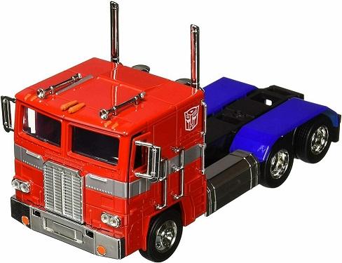 "Transformers ""Optimus Prime Truck"" 1/32 Metal by Jada Toys"