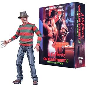 A Nightmare on Elm Street: Ultimate Part 2 Freddy Action Figure 7 inch Neca