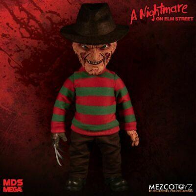 "Freddy Krueger ""A Nightmare on Elm Street"" 15 Inch Mega Scale Talking Mezco Toys"