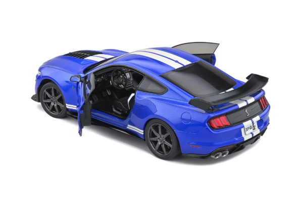 Ford Shelby GT500 Fast Track 2020 Ford Performance Blauw 1-18 Solido