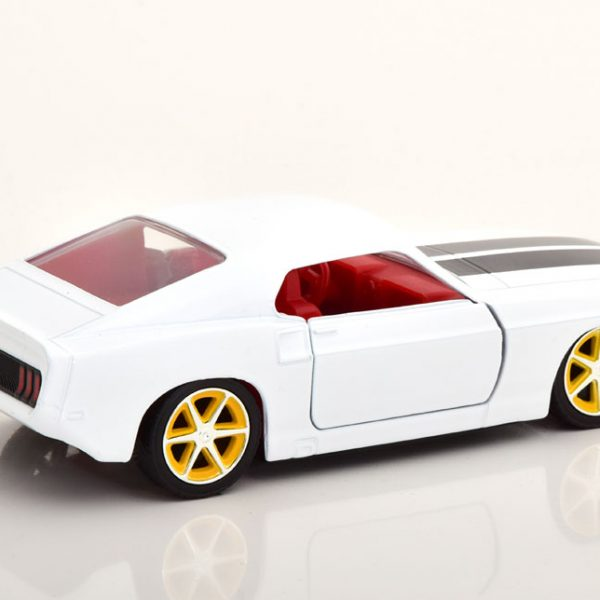 """Ford Mustang 1969 """"Fast & Furious"""" Roman Wit 1-32 Jada Toys"""