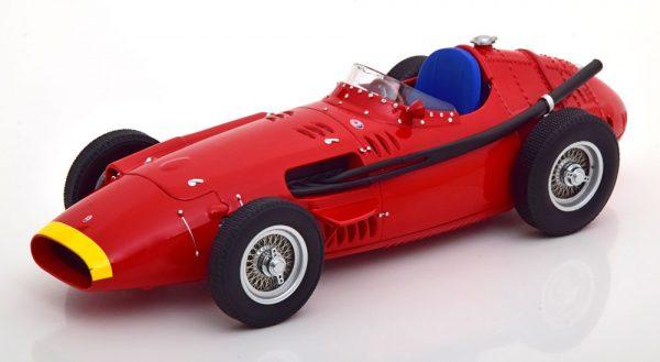 Maserati 250 F Plain Body Version 1957 Rood 1-18 CMR Models