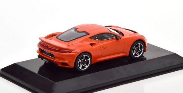 Saleen S1 2018 Oranje Metallic 1-43 Altaya Supercars Collection