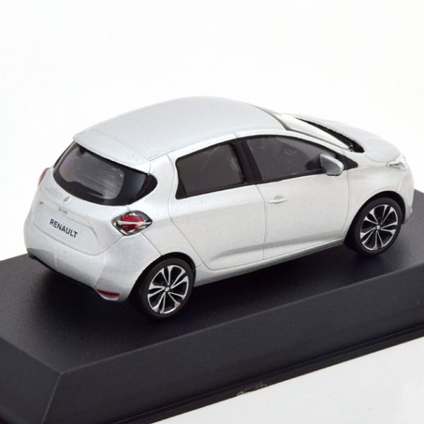 Renault Zoé ZE50 2020 Highland Grey 1-43 Norev