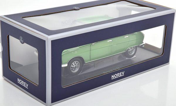Renault 16 TX 1975 Groen Metallic 1-18 Norev