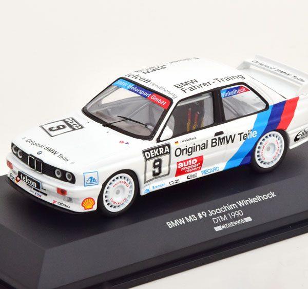 BMW M3 (E30) #9 DTM 1990 Joachim Winkelhock 1:43 CMR Models