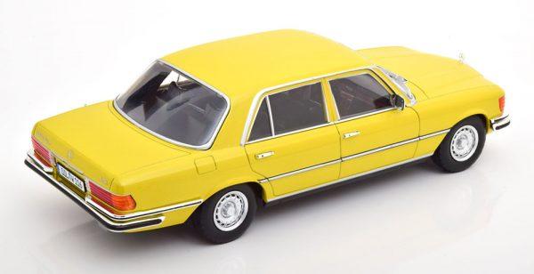 Mercedes-Benz 450 SEL 6.9 ( W116 ) 1975 -1980 Geel Metallic 1-18 Iscale