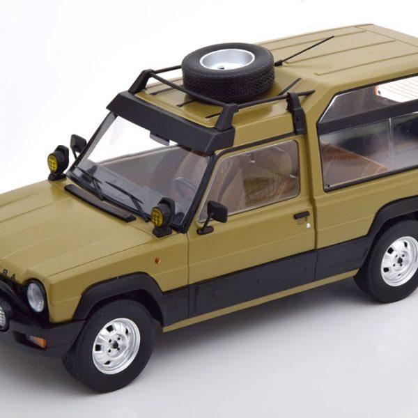 Talbot Matra Grand Raid 1977-1983 Mat Bruin 1-18 KK Scale ( Metaal )