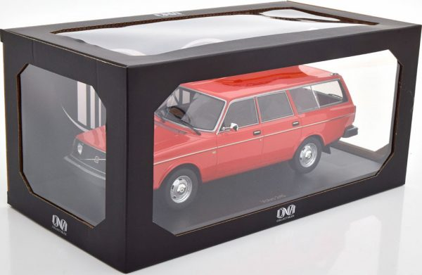 Volvo 245 DL 1975 Oranje 1-18 DNA Collectibles Limited 399 Pieces
