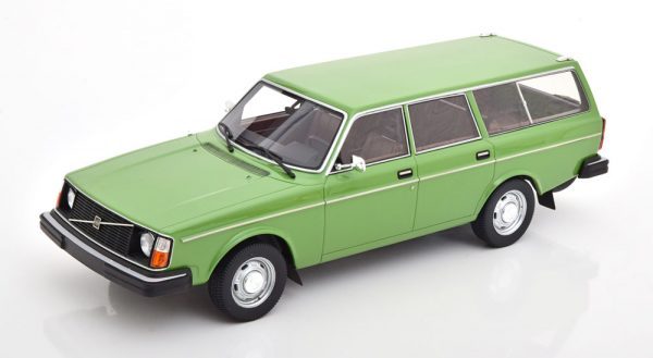 Volvo 245 DL 1975 Groen 1-18 DNA Collectibles Limited 299 Pieces