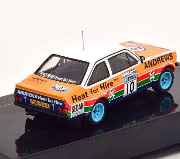 Ford Escort MKII #10 RAC Rally 1979 R.Breskens / P.White 1-43 Ixo Models