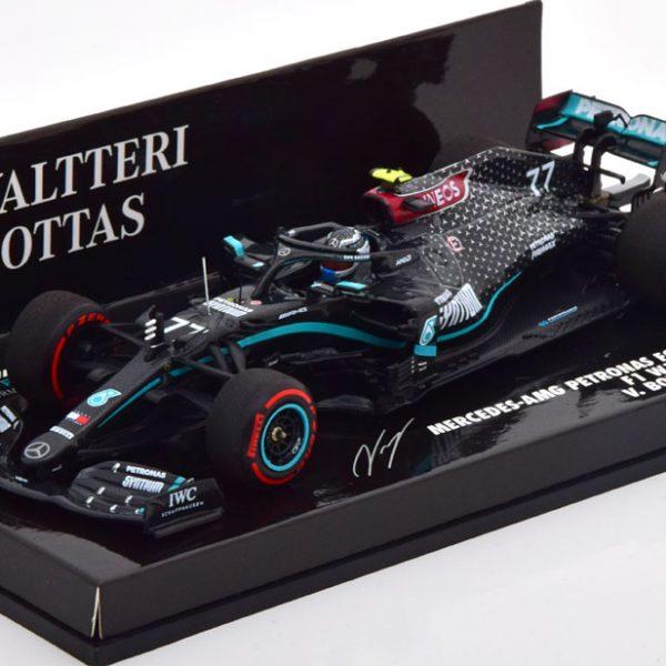 Mercedes-AMG F1 Team W11 EQ Performance GP Tuscan 2020 V.Bottas 1-43 Minichamps Limited 204 Pieces
