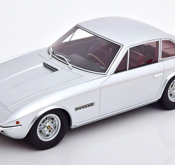 Lamborghini Islero 1968 Zilver Metallic 1-18 Cult Scale Models