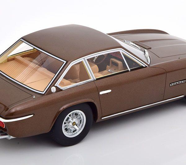 Lamborghini Islero 1968 Bruin Metallic 1-18 Cult Scale Models