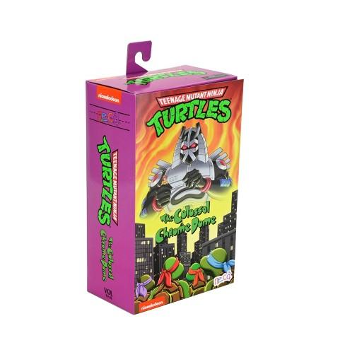 Teenage Mutant Ninja Turtles: The Colossal Chrome Dome Afmeting 10 Inch / 25 cm Neca