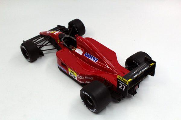 Ferrari 643 #27 A. Prost Rood 1-18 GP Replicas