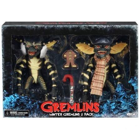 Gremlins: Winter Gremlins 2 Pack Scene 1 - 7 Inch Action Figure Neca